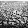 OKLAHOMA CITY / SKY LINE / OKLAHOMA / AERIAL VIEWS / AERIAL PHOTOGRAPHY / AIR VIEWS: No caption. Photo undated and unpublished. Photo arrived in library 02/07/1931.