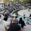 A view of a general assembly meeting during Occupy OKC at Kerr Park in downtown Oklahoma City, Monday, Oct. 10, 2011. Photo by Nate Billings, The Oklahoman