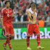 Photo - Bayern's Bastian Schweinsteiger reacts after losing the Champions League semifinal second leg soccer match between Bayern Munich and Real Madrid at the Allianz Arena in Munich, southern Germany, Tuesday, April 29, 2014. (AP Photo/Kerstin Joensson)