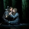 Photo -   This April 28, 2012 photo provided by the Metropolitan Opera shows Frank Van Aken as Siegmund and Eva-Maria Westbroek as Sieglinde during their performance in Wagner's