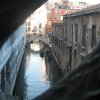 This July 17, 2012 photo shows a view from the Bridge of Sighs onto the canals of Venice, Italy. To travel through northern Italy with a copy of Mark Twain's 1869 '\'The Innocents Abroad\', his classic \'record of a pleasure trip\'. It took him to the great sights of Europe and on to Constantinople and Jerusalem before he sailed home to New York. Such a trip would take far too big a chunk out of my holiday time. But, Milan, Florence and Venice, a mere fragment for Twain, was within my reach for a two-week vacation. (AP Photo/Raf Casert)