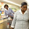 """In this film publicity image released by Disney, Octavia Spencer, right, and Viola Davis are shown in a scene from """"The Help."""" (AP Photo/Disney, Dale Robinette)"""