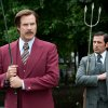Photo - This image released by Paramount Pictures shows Will Ferrell as Ron Burgundy, left, and Steve Carell as Brick Tamland in a scene from