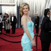 Missi Pyle arrives before the 84th Academy Awards on Sunday, Feb. 26, 2012, in the Hollywood section of Los Angeles. (AP Photo/Matt Sayles) ORG XMIT: OSC140