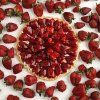 Photo - This strawberry tart is bursting with local berries.  DOUG HOKE - THE OKLAHOMAN