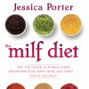 Photo - This undated publicity photo provided by Atria Books shows the cover of Jessica Porter's diet cookbook