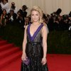 """Diana Agron attends The Metropolitan Museum of Art\'s Costume Institute benefit gala celebrating """"Charles James: Beyond Fashion"""" on Monday, May 5, 2014, in New York. (Photo by Evan Agostini/Invision/AP)"""