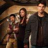 """Photo -  """"THE TOMORROW PEOPLE"""": (L-R): Aaron Yoo as Russell, Peyton List as Cara, Robbie Amell as Stephen, and Luke Mitchell as John -- Photo: Mathieu Young/The CW -- © 2013 The CW Network, LLC. All rights reserved."""