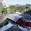 Photo - An overview of the red carpet arrivals for the screening of Mr. Turner at the 67th international film festival, Cannes, southern France, Thursday, May 15, 2014. (AP Photo/Virginia Mayo, Pool)
