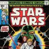"Photo - Marvel's first ""Star Wars"" comic in 1977 eventually sold more than 1 million copies. <strong></strong>"