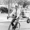 "Photo - Sean Connery from the book ""Hollywood Rides a Bike."" Photo provided by Angel City Press. <strong></strong>"