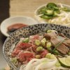 Pho, the Vietnamese soup, is the country\'s richly complex gift to the world. The deeply flavored pho broth is paired with noodles and meat, usually beef or chicken. (Chris Walker/Chicago Tribune/MCT)