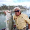 Jimmy Houston of Cookson will teach a Bass Fishing Techniques class next month at Rose State College. Photo provided