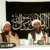 FILE - In this 1998 file photo, Ayman al-Zawahri, left, holds a press conference with Osama bin Laden in Khost, Afghanistan and made available Friday March 19, 2004. A person familiar with developments said Sunday, May 1, 2011 that bin Laden is dead and the U.S. has the body. (AP Photo/Mazhar Ali Khan) ORG XMIT: NY205