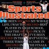 Photo -   Oklahoma City Thunder star Kevin Durant is on the cover of this week's Sports Illustrated for the fifth time. Photo provided.