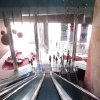 Photo - This May 30, 2014 photo shows the giant escalator that patrons entering from the Boardwalk must take to get to the casino floor of Revel Casino Hotel in Atlantic City N.J. The $2.4 billion casino filed for bankruptcy on June 19, 2014, the second time in as many years it sought bankruptcy court protection, and warned that it will shut down this summer if a buyer cannot be found. (AP Photo/Wayne Parry)
