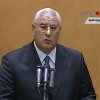 This image made from Egyptian State Television shows Egypt\'s interim president Adly Mansour speaking after being sworn in at the constitutional court in Cairo, Thursday, July 4, 2013. Egypt\'s chief justice of the Supreme Constitutional Court has been sworn in as interim president after Egyptians awoke Thursday to a new political reality after the military overthrew the country\'s first democratically elected president after only a year in office, shunting the Islamist leader aside in the same kind of Arab Spring uprising that brought him to power. (AP Photo/Egyptian State TV)