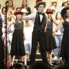 Matthew Percival performs during Cimarron Middle School\'s Spring Concert May 16. The concert had a Hee Haw theme. Community Photo By: Lisa Hoke Submitted By: Doug, Edmond