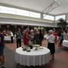 More than 100 OC students, past and present faculty women, and friends and neighbors attended Oklahoma Christian University\'s First Ladies Tea. (Photo provided).