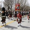 The Highlanders marched in the annual Saint Patrick\'s Day Parade in downtown Oklahoma City, OK, Saturday, March 16, 2013, By Paul Hellstern, The Oklahoman