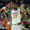 OSU\'s Marcus Smart during last minutes of game against Oregon in the second round of the NCAA Basketball tournament in San Jose, CA, Mar. 21, 2013. STEPHEN PINGRY/Tulsa World
