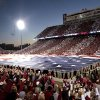 Gaylord Family-Oklahoma Memorial Stadium on the campus of the University of Oklahoma could undergo significant renovations in the coming years. PHOTO BY STEVE SISNEY, The Oklahoman STEVE SISNEY -