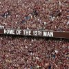 Photo - Kyle Field before a Texas A&M football game in College Station, Texas. OKLAHOMAN ARCHIVE PHOTO