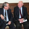 Judge Michael Burrage and Judge Lee West at the event. (Photo provided).