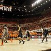 A view of the arena during a men\'s college basketball game between Oklahoma State University (OSU) and Gonzaga at Gallagher-Iba Arena in Stillwater, Okla., Monday, Dec. 31, 2012. Gonzaga won, 69-68. Photo by Nate Billings, The Oklahoman