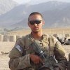 OKLAHOMA NATIONAL GUARD / SOLDIER / MILITARY: Spc. Anthony Fernandez of Edmond, Okla., is a member of Headquarters, Headquarters Company, 1st Battalion, 179th Infantry, 45th Infantry Brigade Combat Team. Fernandez poses for a photo from a Forward Operating Base in Bad Pakh, Afghanistan. Fernandez plans to go back to school in Stillwater, Okla. where he is majoring in Leisure and Recreational Management. Photo provided by U.S. Army