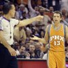 Oklahoma City Thunder fans should keep their eyes on Steve Nash and the Phoenix Suns. AP PHOTO