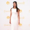 Photo - Padma Lakshmi arrives at the 66th Annual Primetime Emmy Awards at the Nokia Theatre L.A. Live on Monday, Aug. 25, 2014, in Los Angeles. (Photo by Jordan Strauss/Invision/AP)
