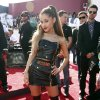 Photo - Ariana Grande arrives at the MTV Video Music Awards at The Forum on Sunday, Aug. 24, 2014, in Inglewood, Calif. (Photo by Matt Sayles/Invision/AP)