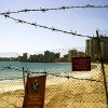 FILE - This April 14, 2005 file photo shows a general view of the Greek Cypriot sector of the Turkish-occupied town of Famagusta in east Cyprus. (AP Photo/Harun Ucar, File)