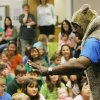 Al Bostick plays a squirrel in Fairy\'s Misfortune by the Lucky Penny Players at the Edmond Library, Thursday, June 4, 2009. This is the 25th year for the Lucky Penny Players. Photo By David McDaniel, The Oklahoman.