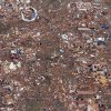 Piles of rubble are all that is left of homes hit by the May 20th tornado in Moore, OK, Tuesday, May 21, 2013, By Paul Hellstern, The Oklahoman