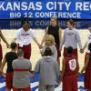 OU coach Sherri Coale talks to her team during practice in Kansas City, Mo., on Saturday, March 27, 2010. The University of Oklahoma will play Notre Dame in the Sweet 16 round of the NCAA women\'s basketball tournament on Sunday. Photo by Bryan Terry, The Oklahoman