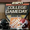 Photo - UNIVERSITY OF OKLAHOMA / COLLEGE FOOTBALL / ESPN GAME DAY: ESPN GameDay for the OU vs Texas Tech game Saturday Nov. 22, 2008 in Norman,OK. BY JACONNA AGUIRRE, THE OKLAHOMAN. ORG XMIT: KOD