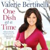 """Photo - This undated publicity photo provided by Rodale Books shows the cover of Valerie Bertinelli's book """"One Dish at a Time."""" (AP Photo/Rodale Books)"""