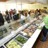 The lunch crowd waits in line at Coolgreens in northwest Oklahoma City, OK, Tuesday, Jan. 3, 2012. By Paul Hellstern, The Oklahoman