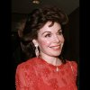 FILE - In this Oct. 20, 1990 file photo, actress and former Mickey Mouse Club member Annette Funicello arrives for the 15th annual Italian American Foundation dinner in Washington. Walt Disney Co. says, Monday, April 8, 2013, that Funicello, also known for her beach movies with Frankie Avalon, has died at age 70. (AP Photo/J. Scott Applewhite, File) ORG XMIT: NYAF101