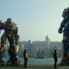 """Photo - This photo, released by Paramount Pictures, shows a scene from """"Transformers: Age of Extinction.""""    AP Photos <strong>Industrial Light & Magic</strong>"""