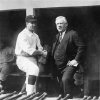 In this Oct. 4, 1924, photo made available by the Library of Congress, Washington Senators manager Stanley