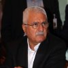 Syrian regime opponent George Sabra attends the Election of the Executive Office of the Syrian National Council in Doha, Qatar, Friday, Nov. 9, 2012. (AP Photo/Osama Faisal)