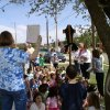 Students from St. Mary\'s Episcopal School in Edmond participate on Good Friday with presenting Stations of the Cross. Community Photo By: Suzanne Airington Submitted By: Suzanne,