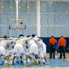 The Putnam City West Patriots huddle up before the start of the game against John Marshall during the 15th annual Putnam City Invitational basketball tournament at Putnam City West High School in Oklahoma City, Okla. on Thursday, Jan. 9, 2014. Photo by Chris Landsberger, The Oklahoman