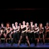 "Photo -  The cast of ""Chicago"" performs. Photo by Paul Kolnik"