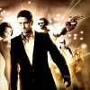 Photo - Gerard Butler, center, stars in the movie