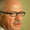 Bob Barr announced that he was filing a lawsuit to gain access to the Oklahoma 2008 presidential ballot during a press conference at the state Capitol in Oklahoma City , Okla. July 15 , 2008. BY STEVE GOOCH, THE OKLAHOMAN