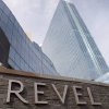 FILE - This Oct. 17, 2012 file photo shows the Revel, Atlantic City, N.J.\'s newest casino. Revel, the casino many people had hoped would turn around Atlantic City\'s sagging fortunes, on Tuesday, Feb. 19, 2013 said that it will file for Chapter 11 bankruptcy protection in March, less than a year after it opened. (AP Photo/Wayne Parry, File)